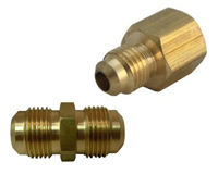 Brass Flare Fittings